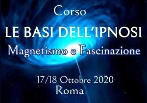 LE BASI DELL'IPNOSI  Corso Professionale